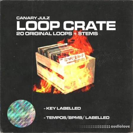 Canary Julz Loop Crate