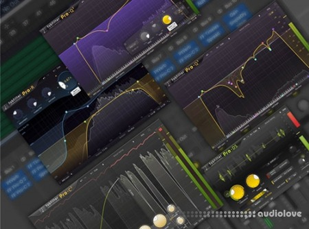 Groove3 Mixing with FabFilter Plug-Ins TUTORiAL