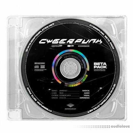 EDM Templates Cyberpunk