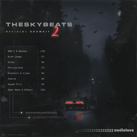 Theskybeats Official Drumkit 2