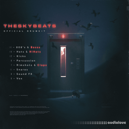 Theskybeats Official Drumkit