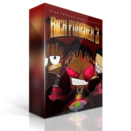 TheLabCook Rich Forever Vol.3 (Drum Kit)