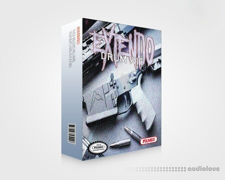 GUNBOI Extendo Drum Kit
