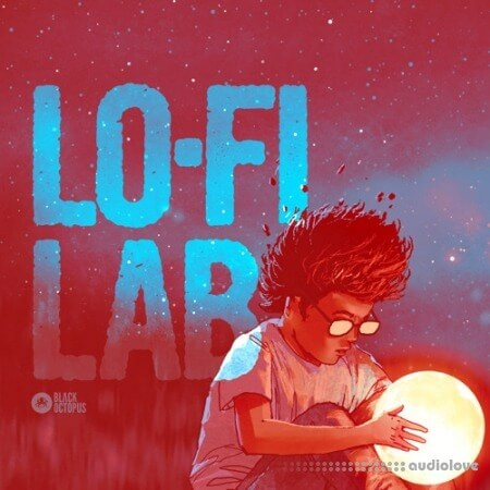 Black Octopus Lofi Lab WAV