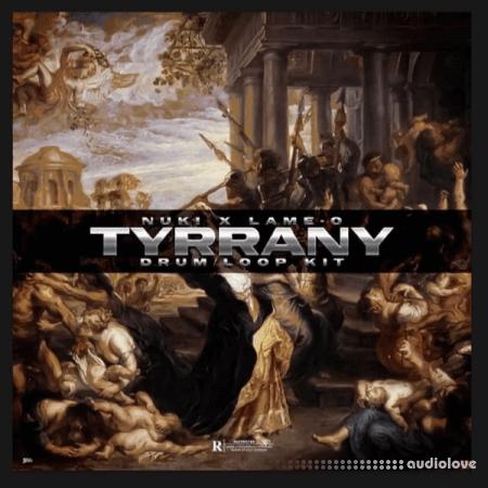 Nukibeats Tyrrany Drum - Loop Kit