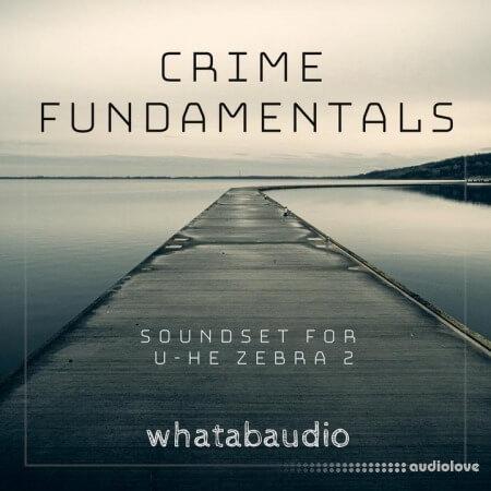 Whatabaudio Crime Fundamentals