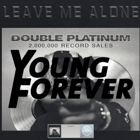Young Forever Leave Me Alone (Drum Kit)