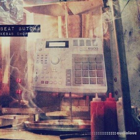 Beat Butcha Kebab Chop Drum Kit