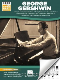 George Gershwin: Super Easy Songbook