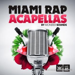 Monster Sounds Miami Rap Acapellas