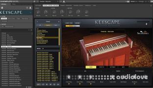 Spectrasonics Keyscape NKS Library for Komplete Kontrol and Maschine