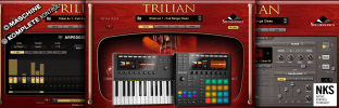 Spectrasonics Trilian NKS Library for Komplete Kontrol and Maschine