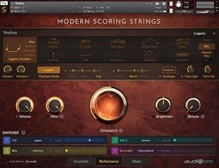 Audiobro Modern Scoring Strings Complete