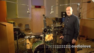 MixWithTheMasters JOE CHICCARELLI Tracking Drums #1