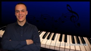 Udemy Complete Beginner Piano Course