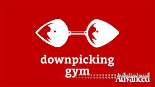 Riffhard Downpicking Gym: Advanced