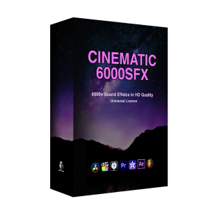 ProfessionalSongs 6000+ Cinematic SFX Ultimate Bundle Pack