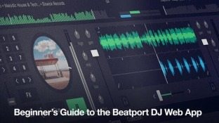 Producertech Beginners Guide to the Beatport DJ Web App