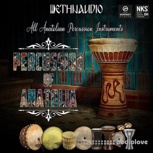 Ethnaudio Percussion Of Anatolia