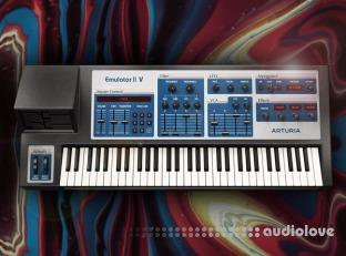 Groove3 Arturia Emulator II V Explained®