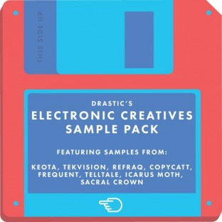 Drastic The Electronic Creatives Sample Pack