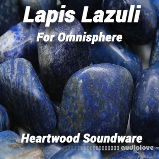 Heartwood Soundware Lapis Lazuli
