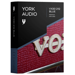 York Audio VX30 212 BLUE