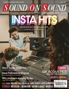 Sound On Sound UK May 2021