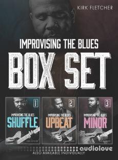 JTC Kirk Fletcher Improvising The Blues Boxset