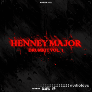 Henney Major 808 Mafia Drumkit Vol.1