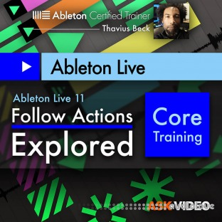 Ask Video Ableton Live 403 Follow Actions Explored