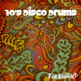Past To Future Samples 70's Disco Drums!