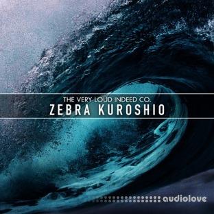 The Very Loud Indeed Co. Zebra Kuroshio