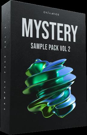 Cymatics Mystery Sample Pack Vol.2 WAV