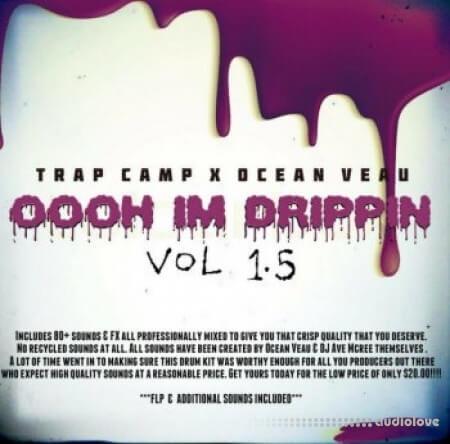 Ocean Veau Oooh I'm Drippin Vol.1.5