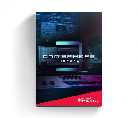 SoundMajorz Vybe Omnisphere Bank 3 Synth Presets
