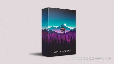 Gunso Drum Kit Vol.5
