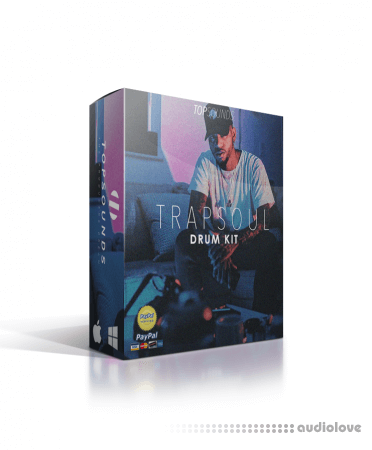 TopSounds Trap Soul (Drum Kit)