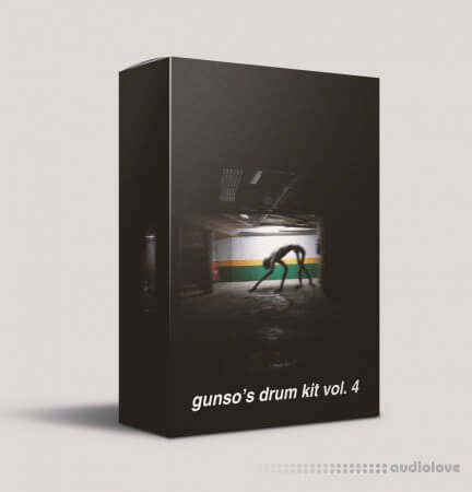 Gunso Drum Kit Vol.4