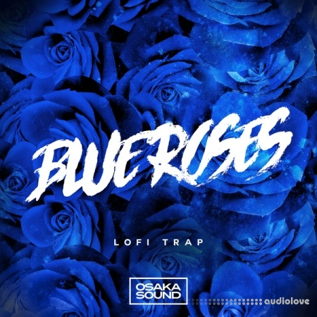 Osaka Sound Blue Roses Lofi Trap