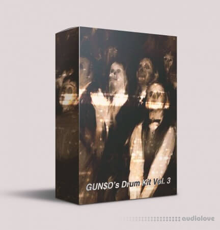 Gunso Drum Kit Vol.3
