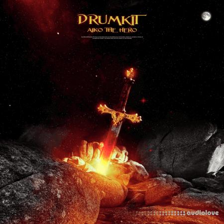 Malenkiyyarche Aikothehero Drumkit