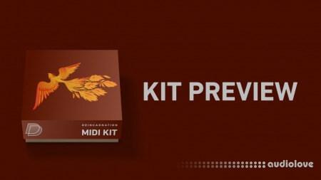 DrumVault Reincarnation (Midi Kit)