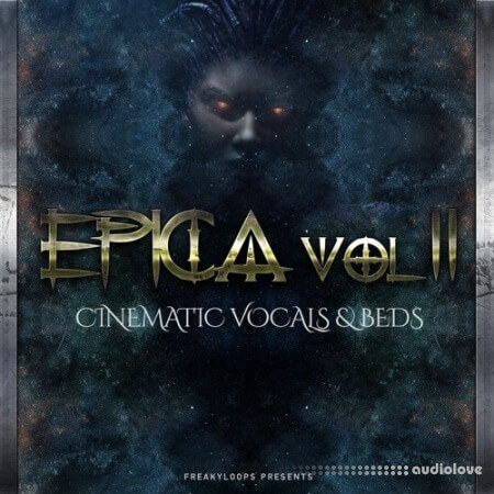Freaky Loops Epica Vol.2 Cinematic Vocals and Beds