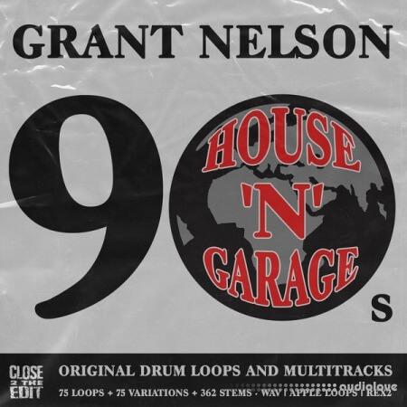 Grant Nelson 90s House N Garage