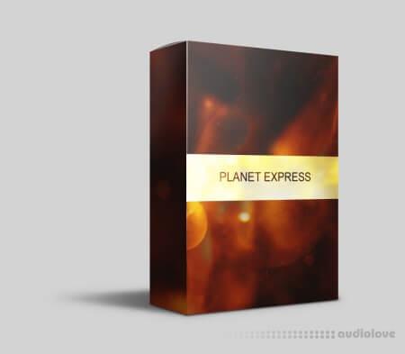 Kellbender's Planet Express Drum Kit