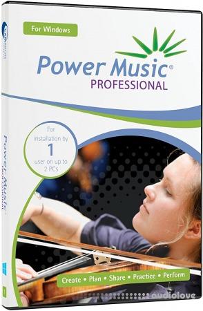 Power Music Professional v5.2.1.0 WiN