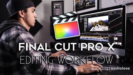 Full Time Filmmaker Final Cut Pro X Editing Workflow