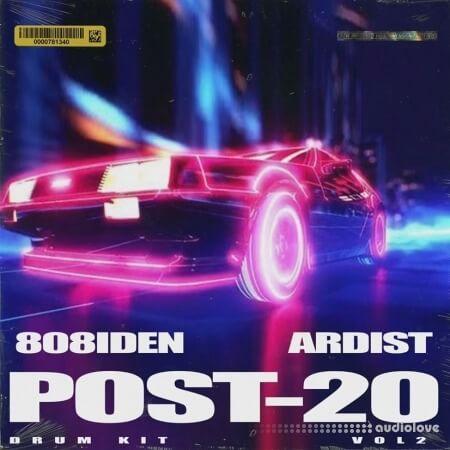 Ardist x 808iden Post 20 Pt. 2 Drumkit