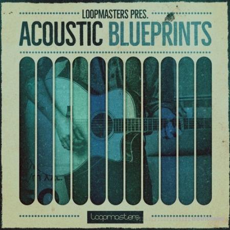 Loopmasters Acoustic Blueprints WAV REX
